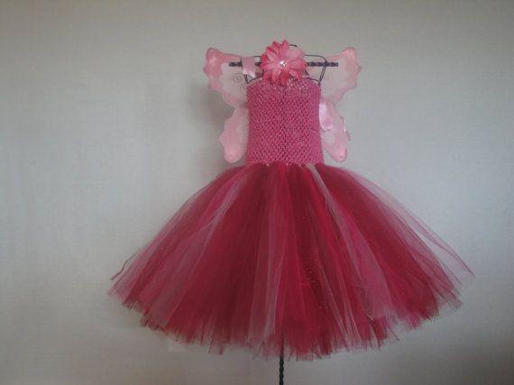 Rosetta Fairy Tutu Dress Set