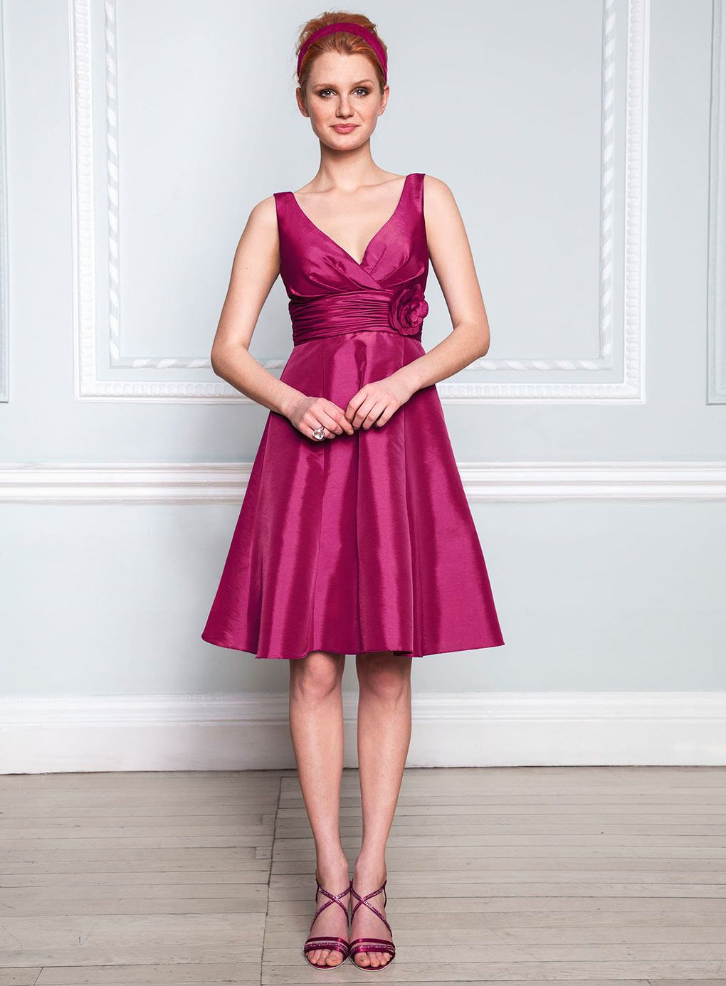 Fuchsia bridesmaid dress bridesmaids flower girls pinterest currently what i have in my assemblage is a beautiful post of fuschia bridesmaid dress today my post is unfolding simple elegant and stylish fuschia ombrellifo Choice Image