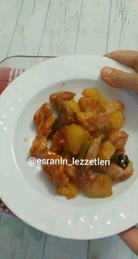 Firinda Tavuk Sote Tarifi Video Recipes Chicken Recipes Greek Chicken Recipes