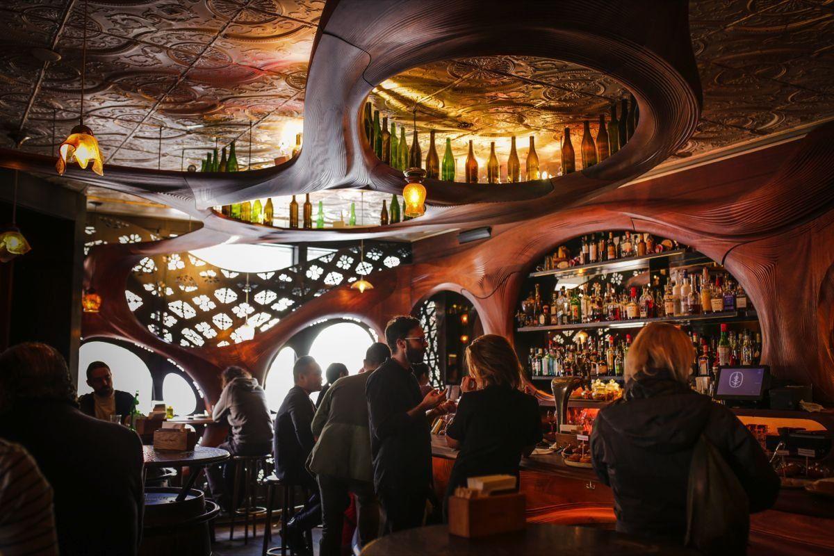 Toronto's best bars 2019: The classics   Cool bars, Best ...