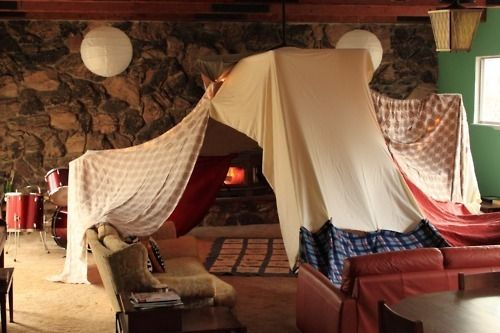 Living Room Fort