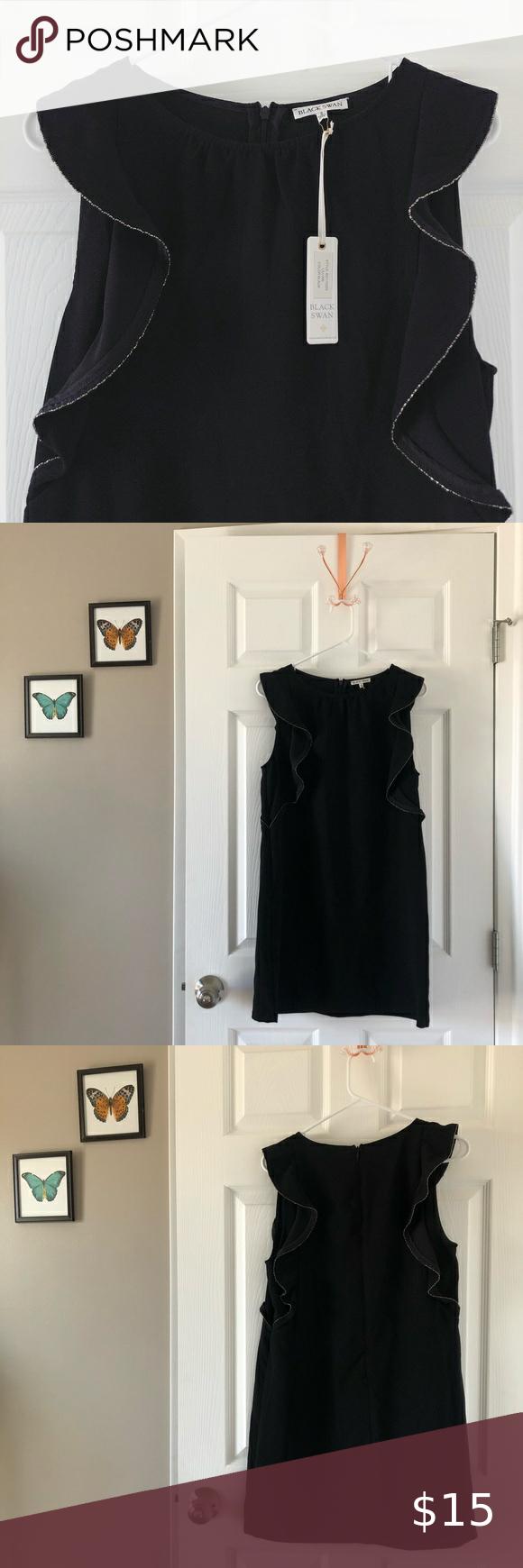 2 For 15 Lulu S Black Swan Lillian Dress Sz S In 2020 Lulu Dresses Clothes Design Swan Dress [ 1740 x 580 Pixel ]