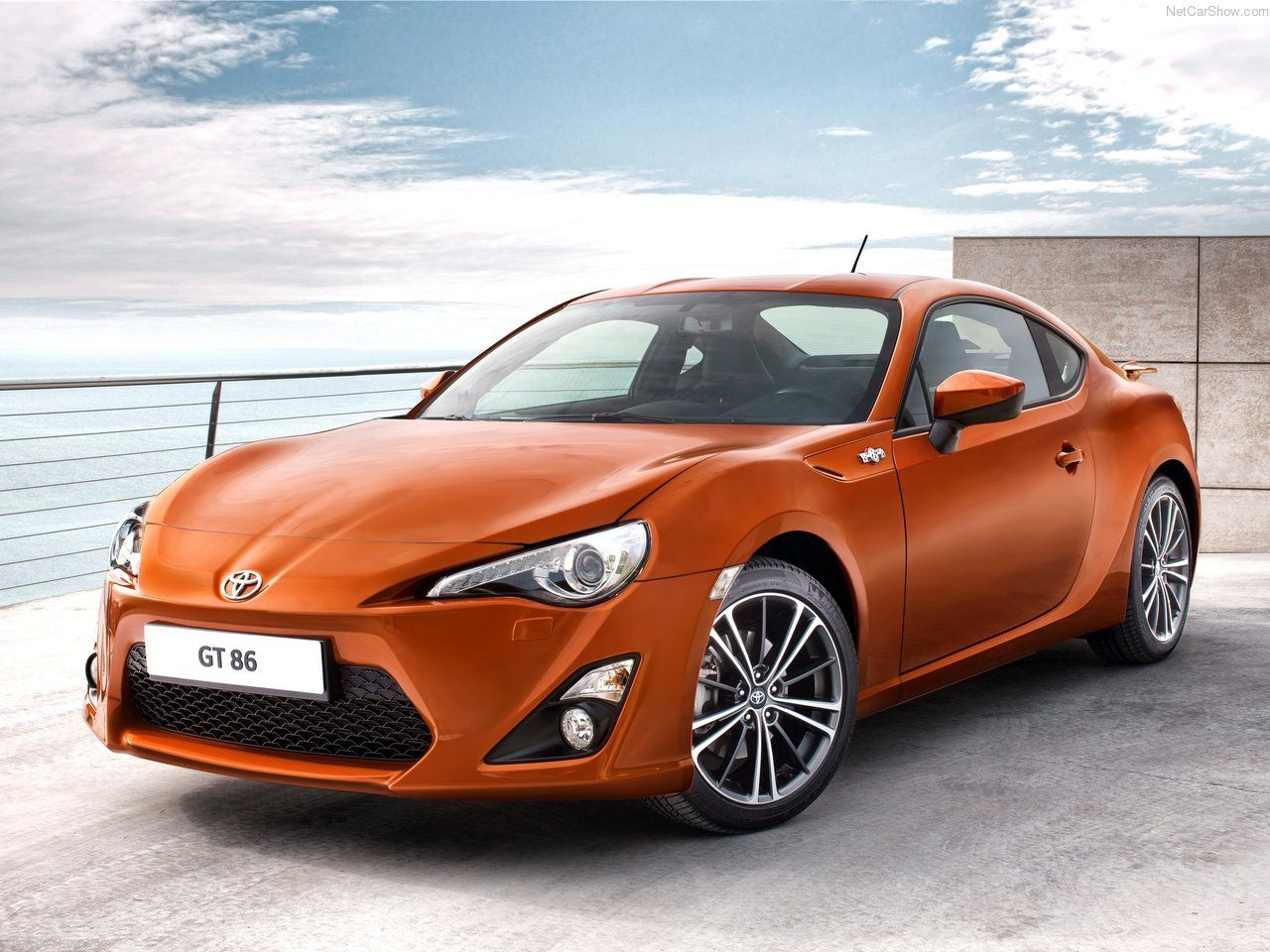 Toyota Gt 86 Also Sold As Scion Fr S Co Developed With Subaru It Has Subaru S Charismatic Boxer Engine And Is Almost Toyota Gt86 Toyota Cars New Sports Cars