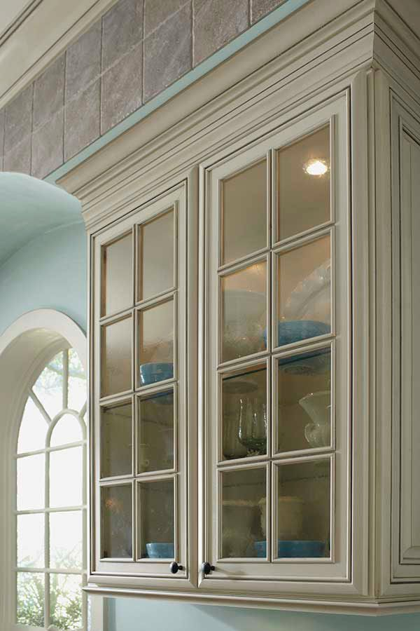 Traditional Mullion Cabinet Doors Are Available In A Variety