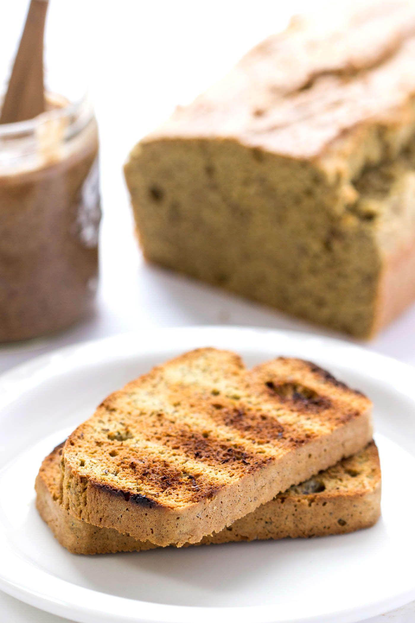 Quinoa Almond Flour Bread Simply Quinoa Recipe Healthy Bread Almond Flour Bread Almond Flour Bread Recipes