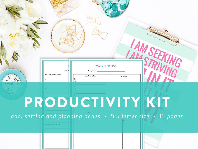 Productivity Kit