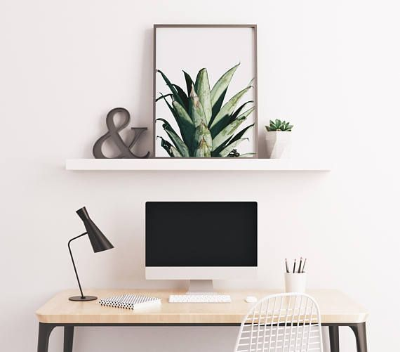 Minimalist Green Pineapple Wall Art Digital Print| Pineapple Photography Poster Instant Download| Kitchen Decor| Rustic Kitchen Wall Decor images