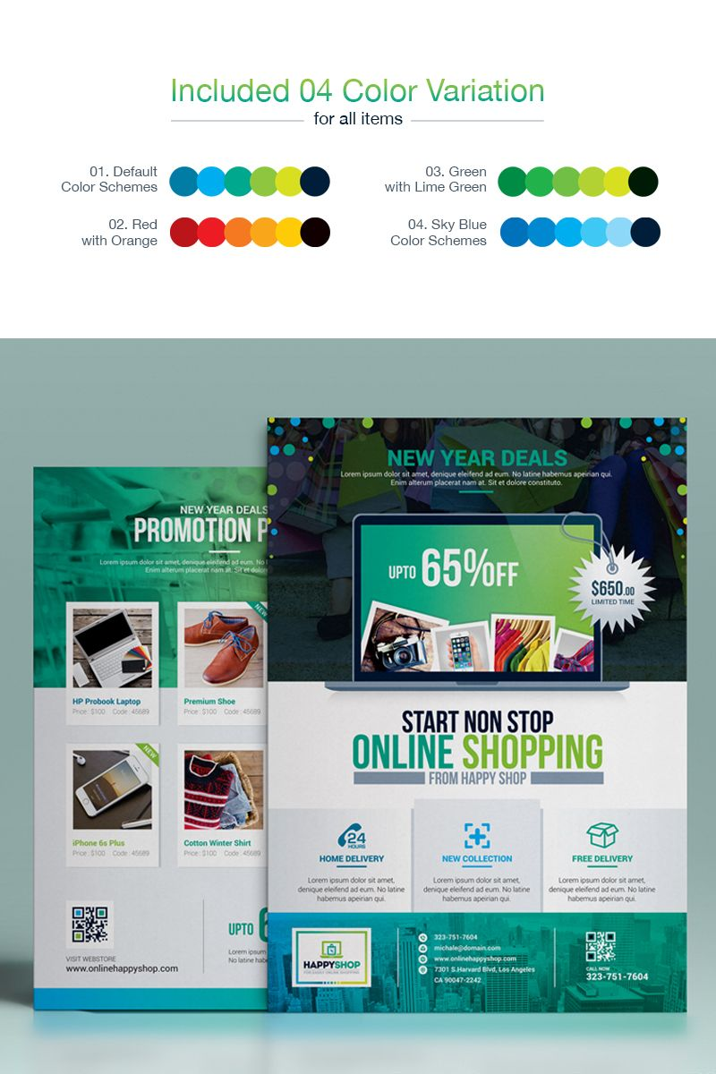 Advertising Flyers Templates Free