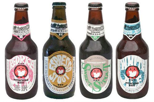 Hitachino Nest From Japan S Kuichi Brewing Rotates In Out Beer