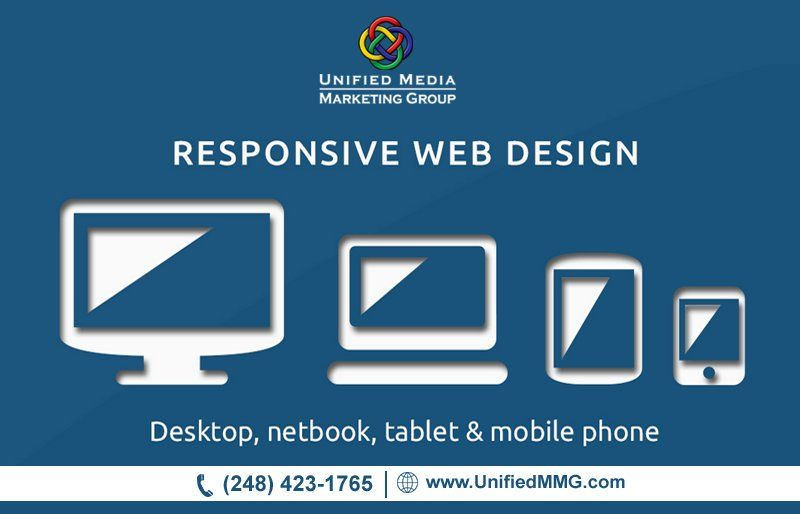 Unifiedmediamarketinggroup Is Specialized To Create Website With Latest Webdesignservices For Any Business Web Design Custom Web Design Web Design Services