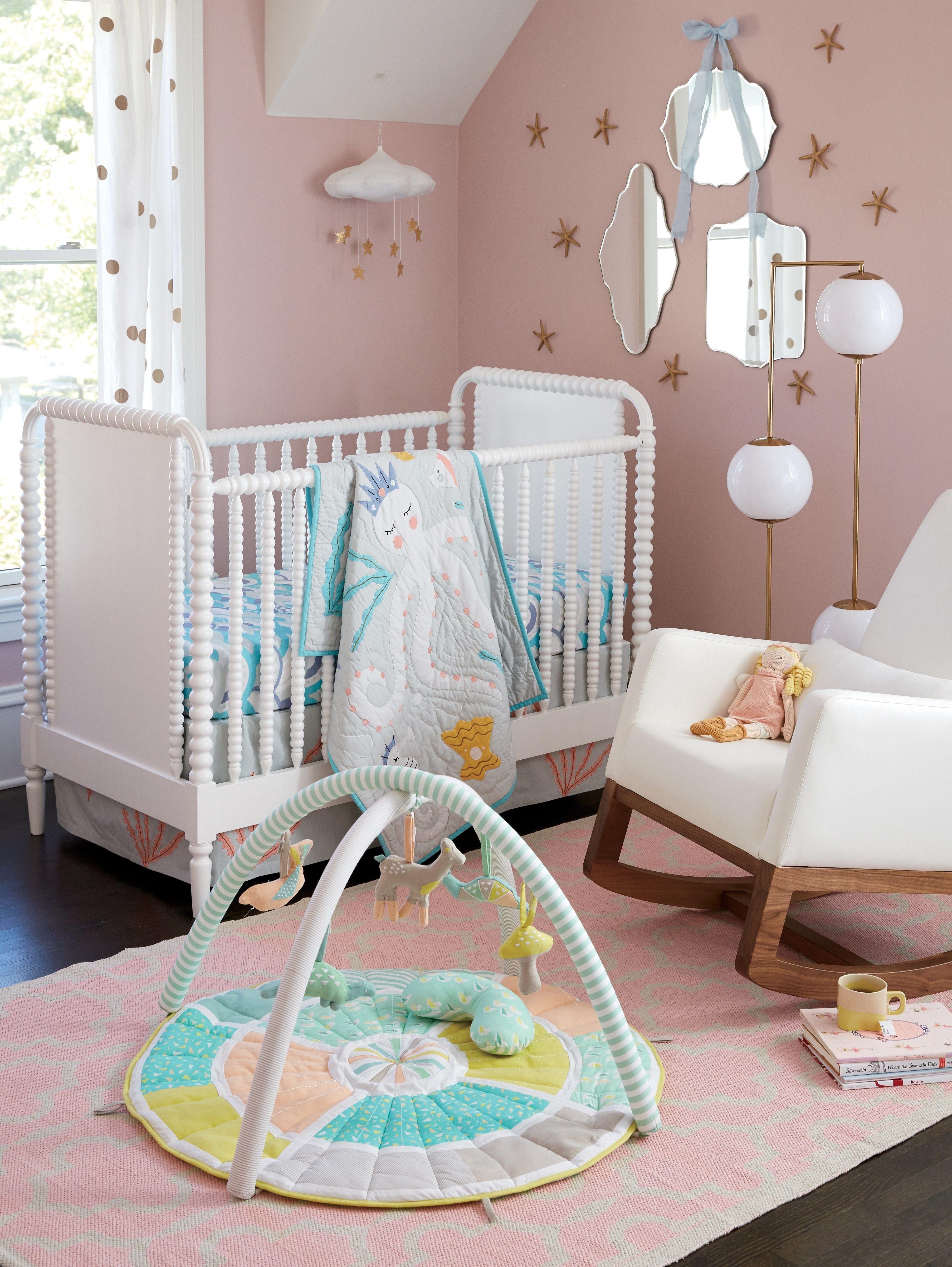 Soft Nautical Nursery