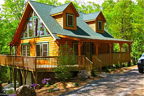 Surprising Log Cabins Log Homes Modular Log Cabins Blue Ridge Log Interior Design Ideas Philsoteloinfo