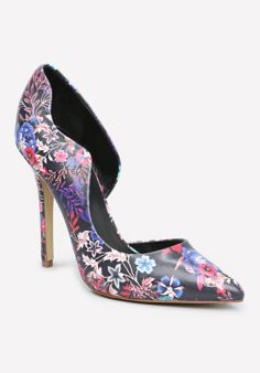 Farnaz Single Sole Pumps