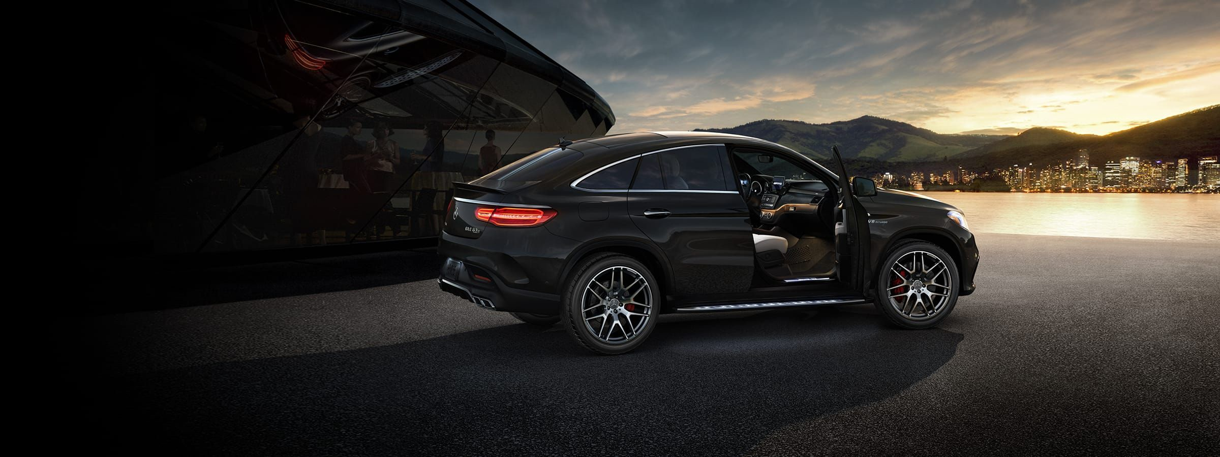 2019 Mercedes Amg Gle 4matic Coupe Mercedes Benz Gle Mercedes