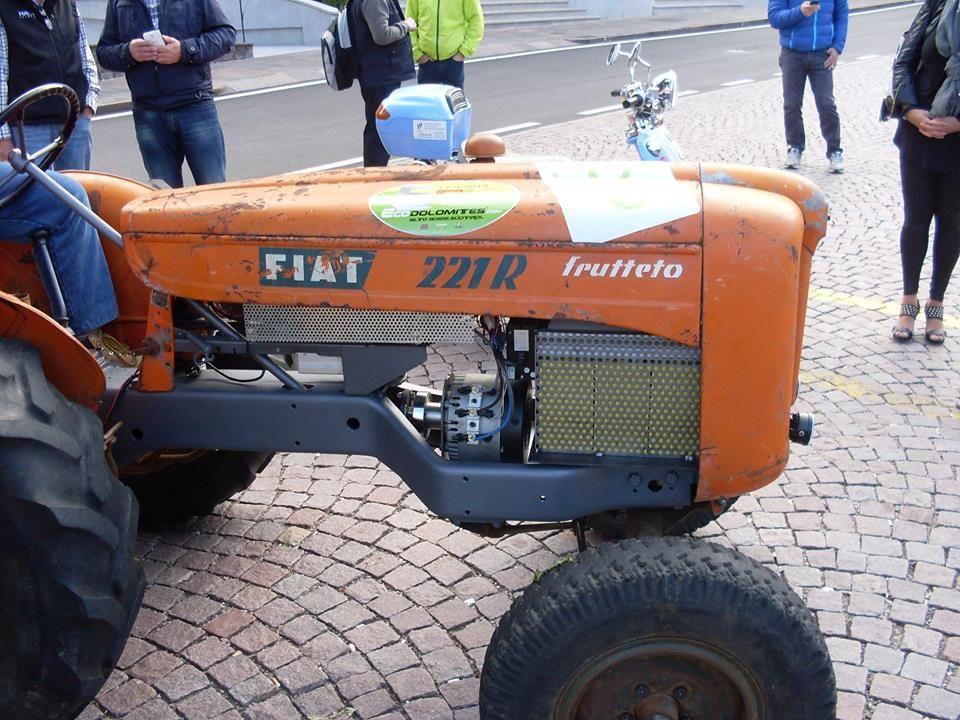 Tractor refurbished