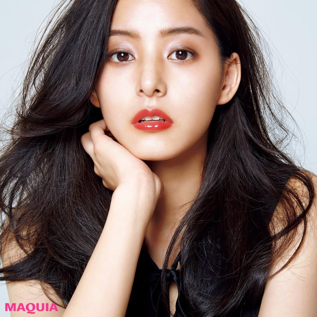 マキア編集部 on Japanese beauty, Model face, Asian beauty
