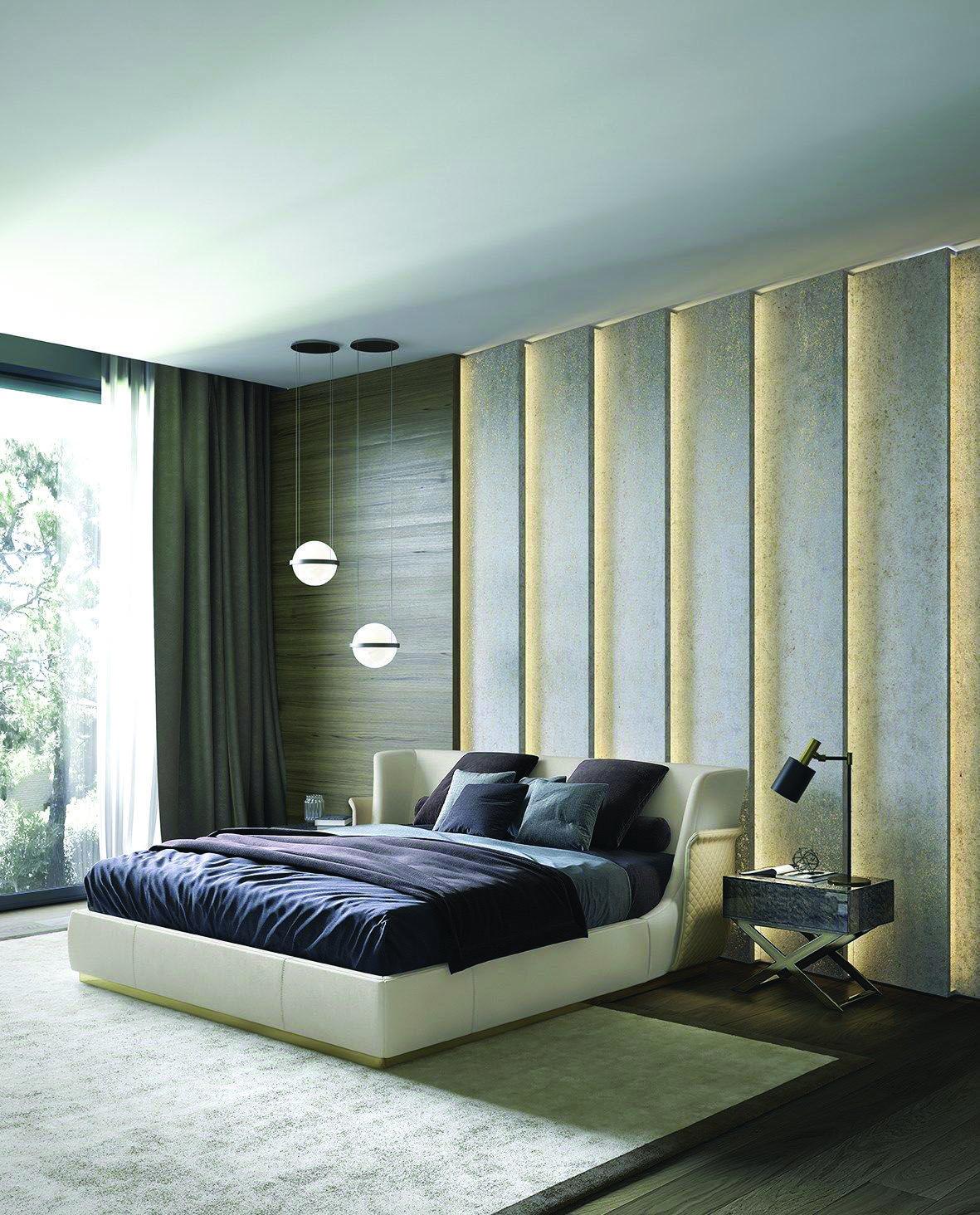 Modern Bedroom Ideas Homes Tre Simple Bedroom Design Bedroom Furniture Design Bedroom Bed Design