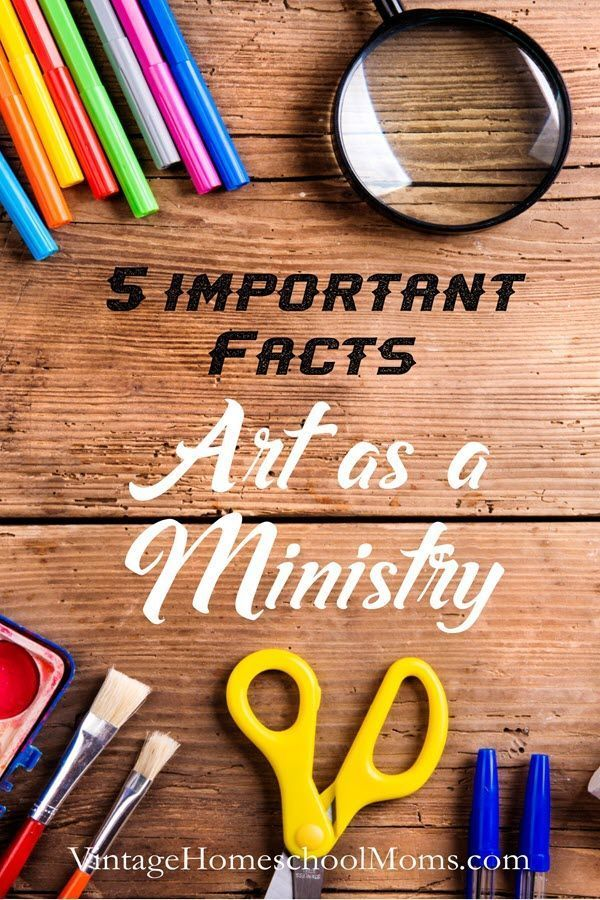 Art Encouragement for kids. Do you have a budding artist? Five important facts to use art as a ministry. | #podcast #homeschoolpodcast #homeschoolart #art