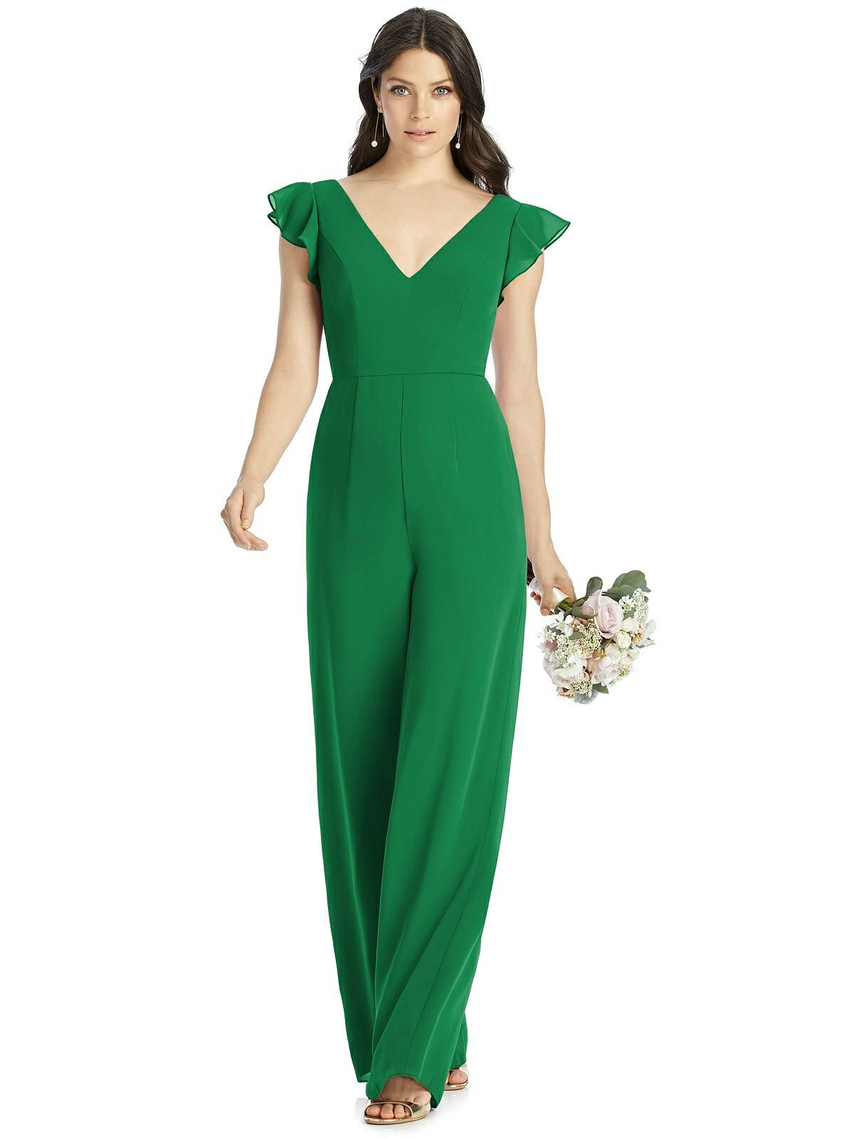 0161901b5 Dessy Bridesmaid Jumpsuit Adelaide in 2019   Jumpsuits & Rompers to ...
