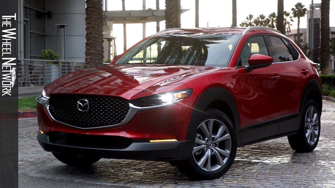 2020 Mazda Cx 30 Awd Soul Red Exterior Interior Us Spec In 2020 Mazda Awd Red