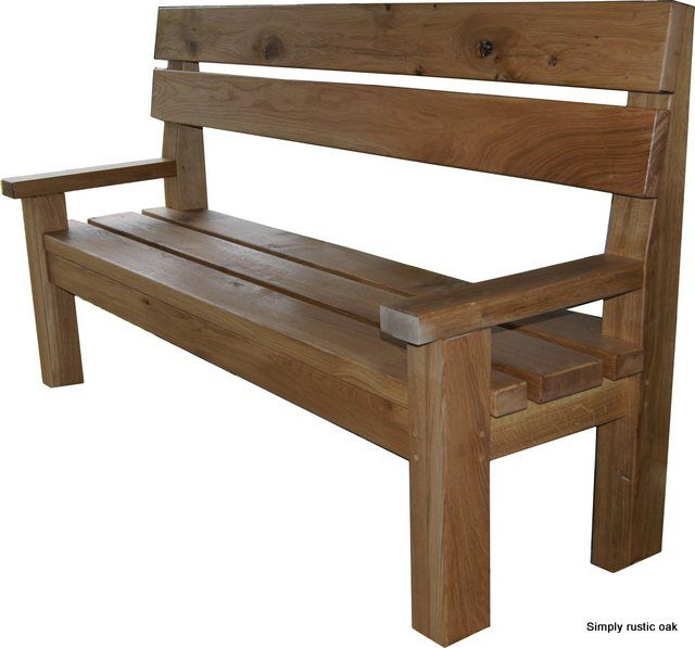 Handmade To Order Bespoke And Unique Oak Garden Furniture Also