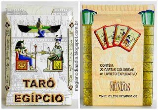 Magia no Dia a Dia: Da minha coleção: Tarô Egípcio (Portal dos Mundos)...  http://magianodiaadia.blogspot.com.br/2017/01/da-minha-colecao-taro-egipcio-portal.html