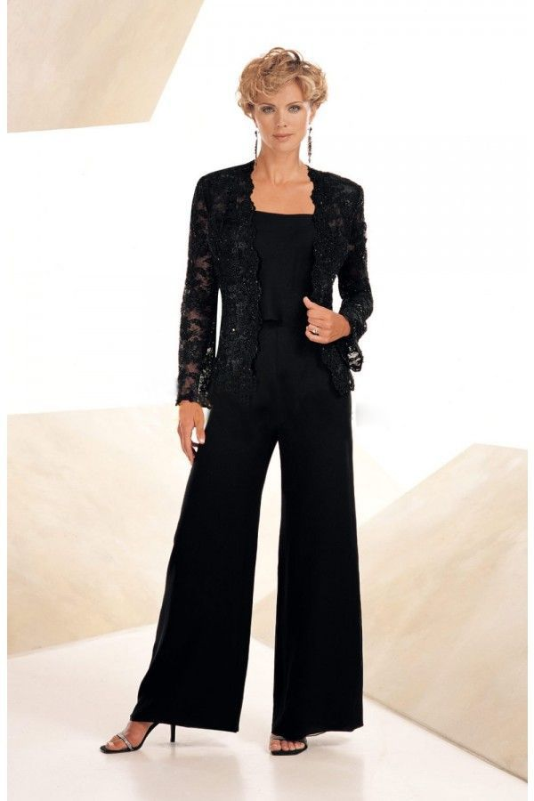 Elegant pants suits ideas for weddings 18 my style for Dress pant outfits for wedding