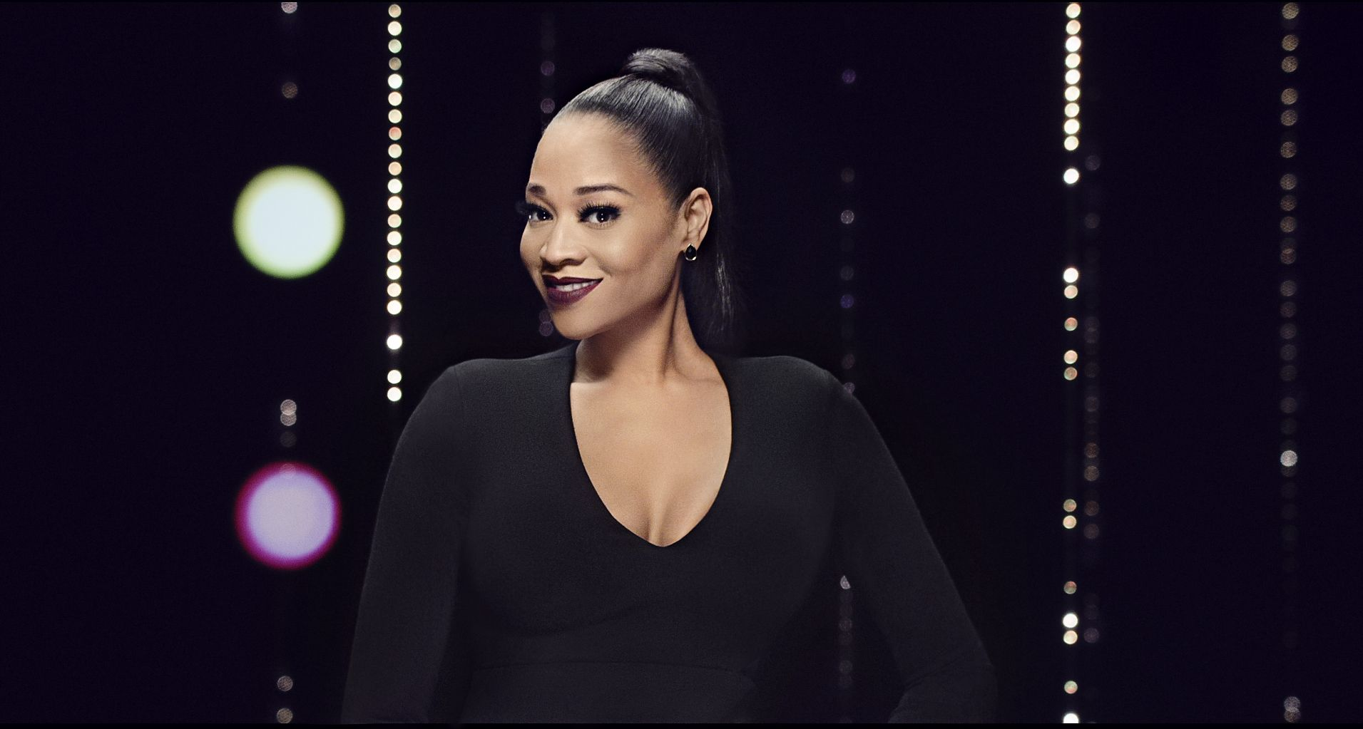 Mimi Faust Makes Balancing Motherhood Relationships And New Business Ventures Look Easily She Makes A Point To Han Hip Hop Atlanta Mimi Faust Love N Hip Hop
