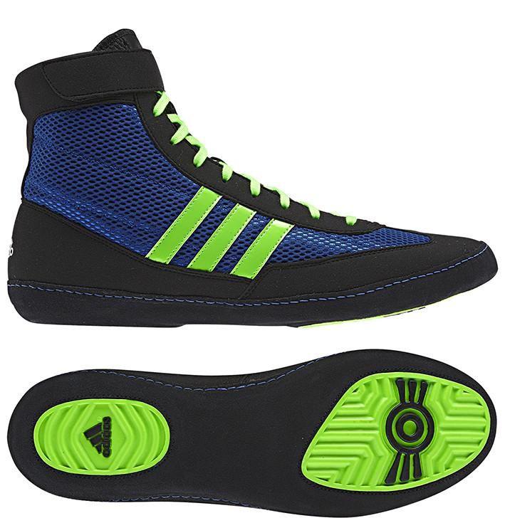 Adidas Speed Combat Lutte Adim18783 4 Bleue De Chaussures qHg6fwxzW