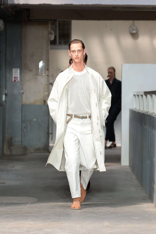 Lemaire Spring 2018 Menswear Collection Photos - Vogue