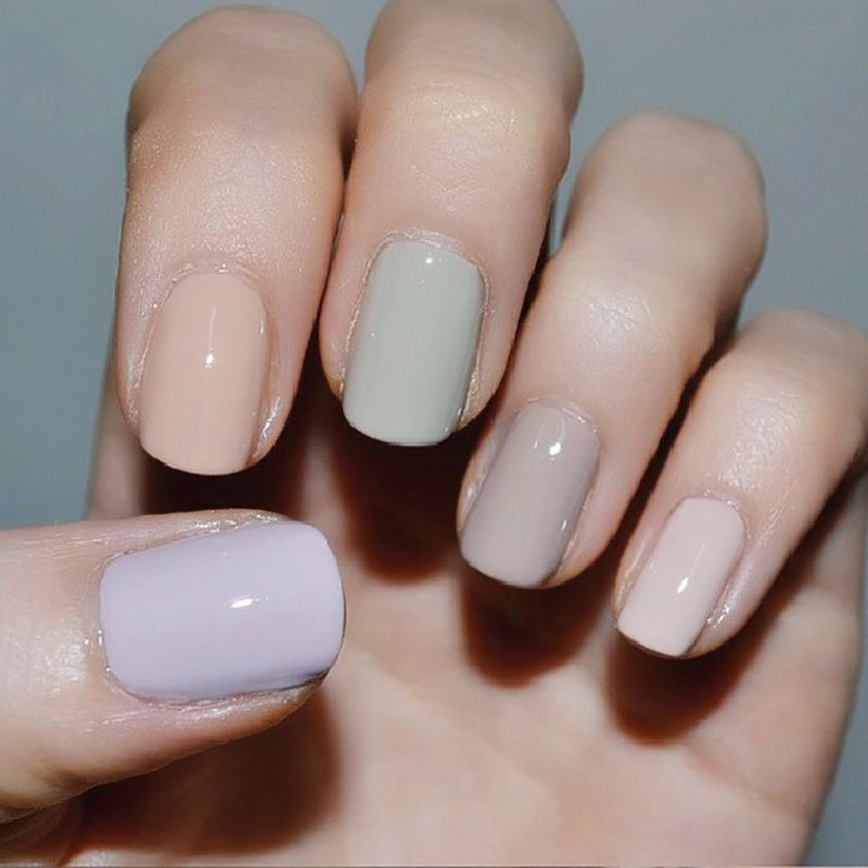 5 Nail Polish Colors That Look Perfect For A Full Week | Butter ...