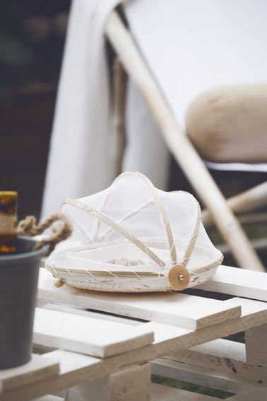 Accesorios decoración de bambú de #muymucho en el blog - decoracion con bambu