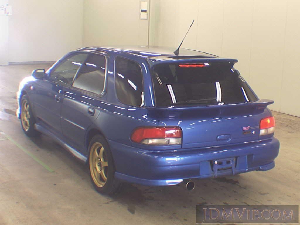 2000 Subaru Impreza Wrx Sti Ver Gf8 85792 Uss Tokyo 108315 Jdmvip Ais Auction Intelligence System Jdmvip The Web S Un Vehicule De Luxe 4x4 Vehicule
