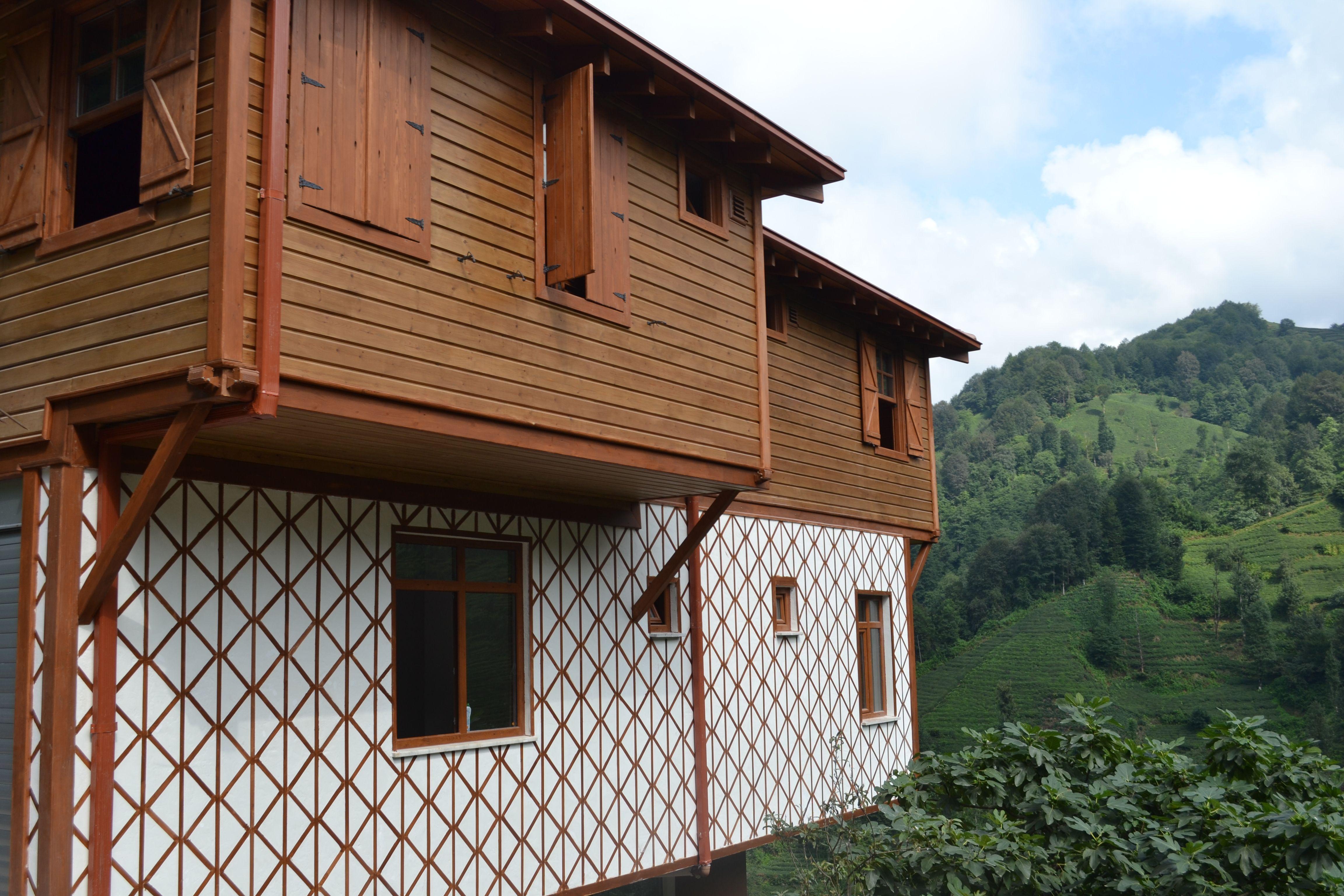 Ahsap Ev Modelleri Wooden House Models 2020 Home Fashion Ahsap Evler House