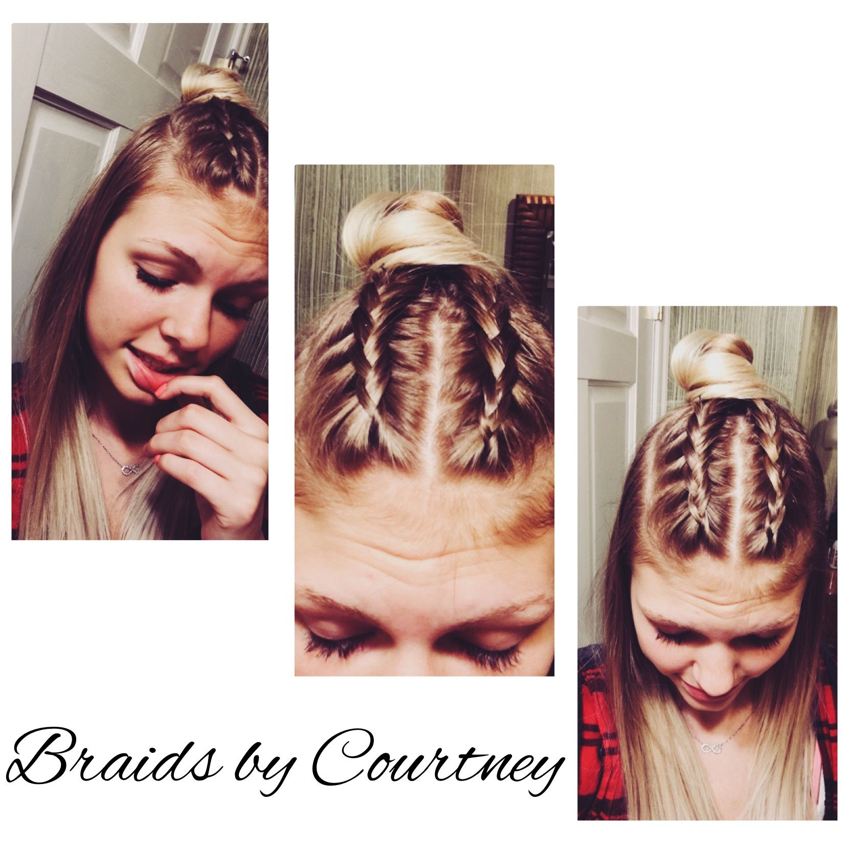 Pin by courtney raysby on braids pinterest
