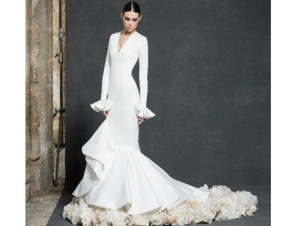 vestido-de-novia-gitana-otono-invierno-2017 | vestidos novia