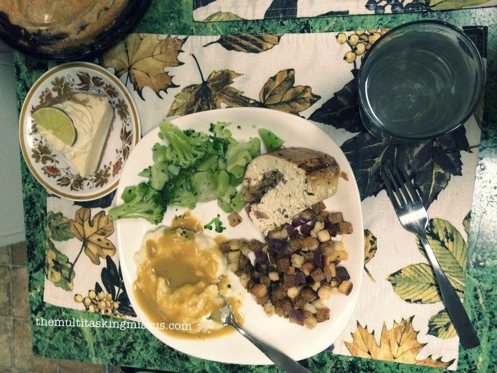 Tofurkey and a Vegetarian Thanksgiving *****