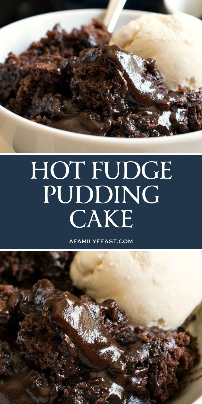 Photo of Hot Fudge Pudding Cake