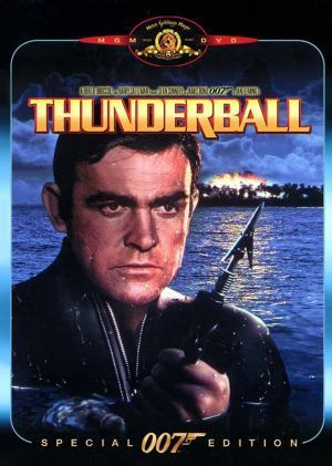 Thunderball 1965 James Bond Movies James Bond Movie Posters