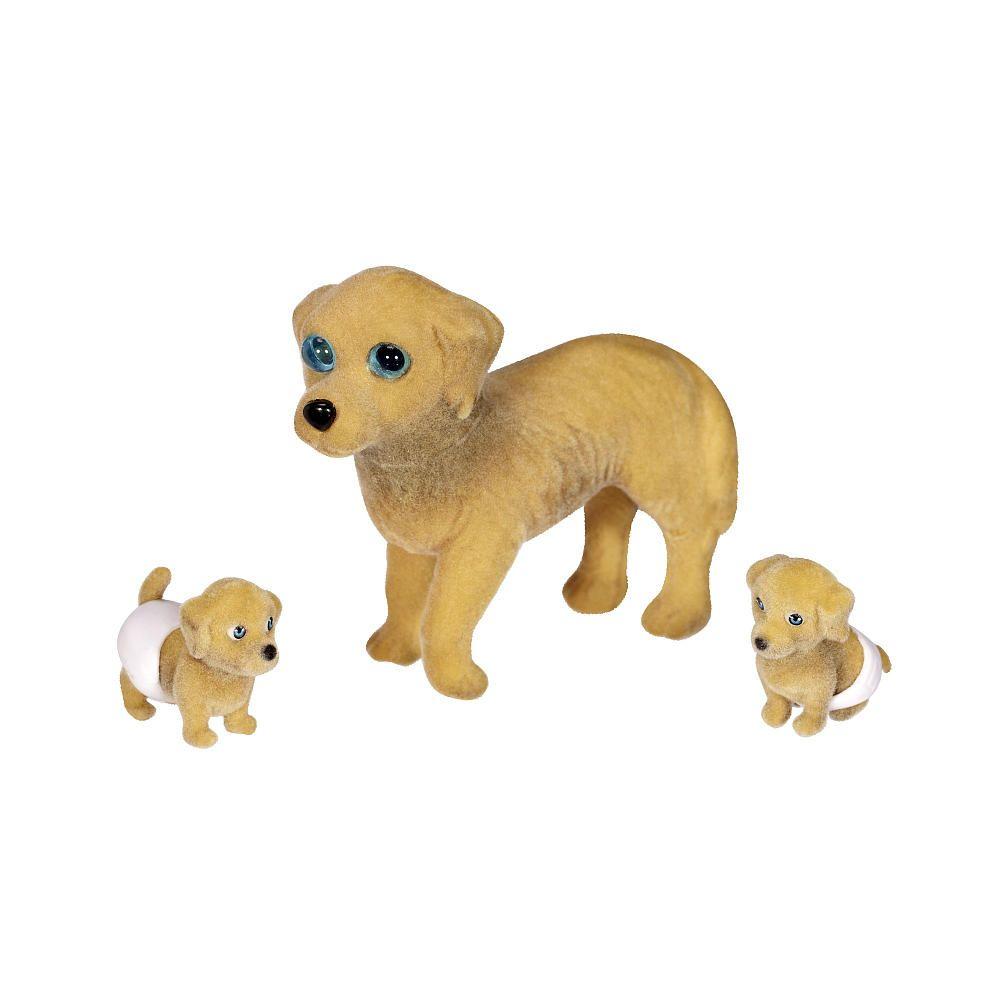 Puppies Golden Retriever Family