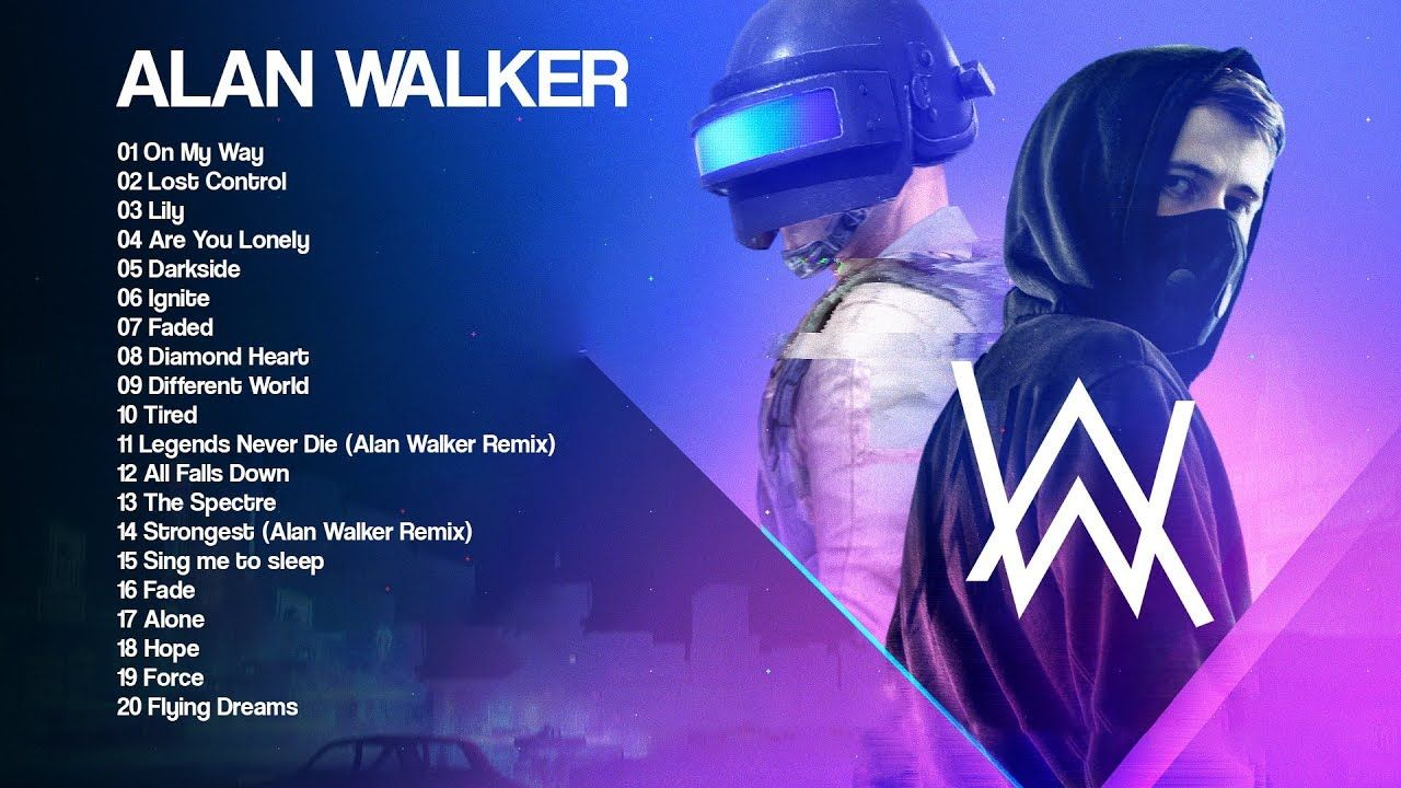 Alan walker on my way song download