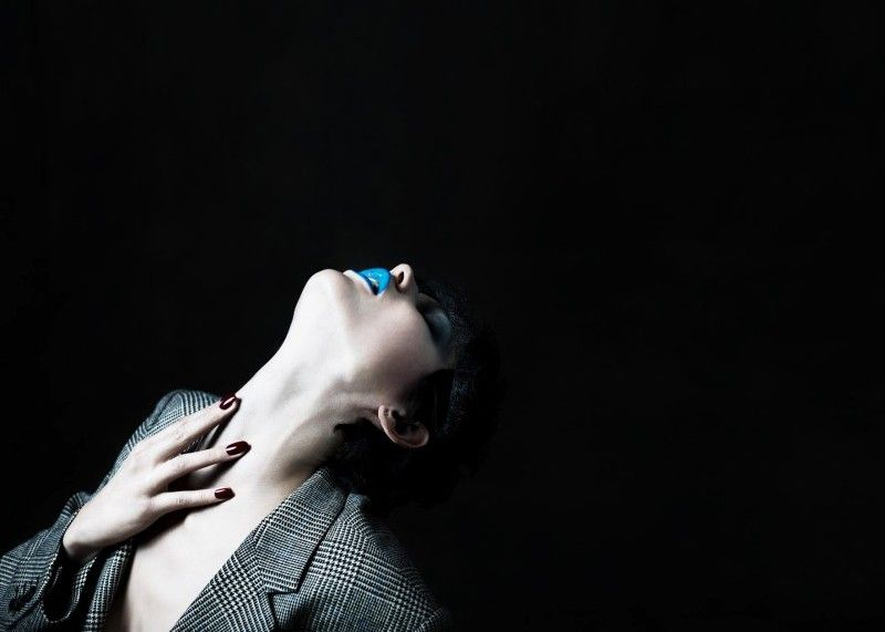 Fashiontography: Boris Ovini for Exhibition Magazine #1