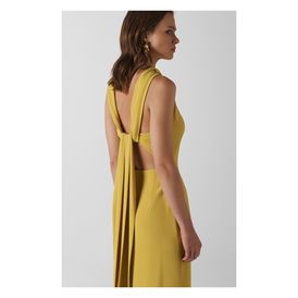 b6e0eac51a71 Tie Back Maxi Dress in 2019 | Wedding | Dresses, Formal dresses ...