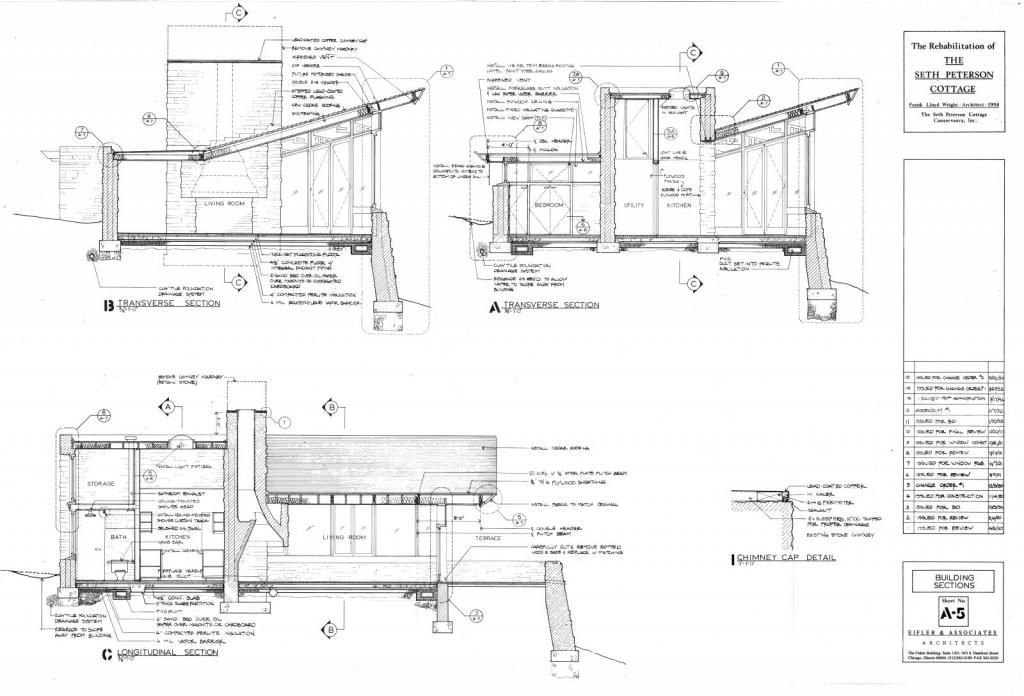 plans by to design in popeleighey style usonian cottage frank house pope of home wright the vision about leighey cottages entrance northern lloyd