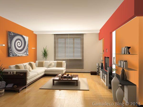 Resultado de imagen de salones pintados en color arena | Ideas casa ...