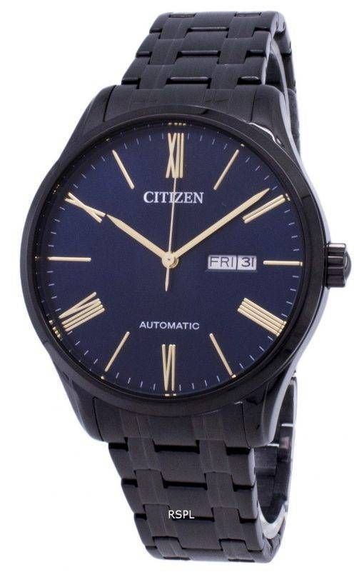 66d2d8b9978 Features  IP Black Stainless Steel Case IP Black Stainless Steel Bracelet  Automatic Movement Caliber