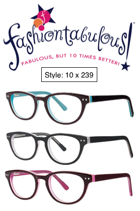 088a1a268d6e Fashiontabulous Eyewear Collection for petite women and teenage girls