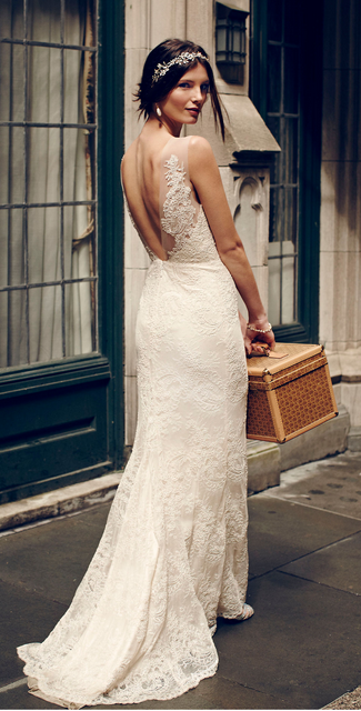 Catherine Deane Gown|BHLDN