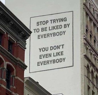 Wisdom for a a day on a building