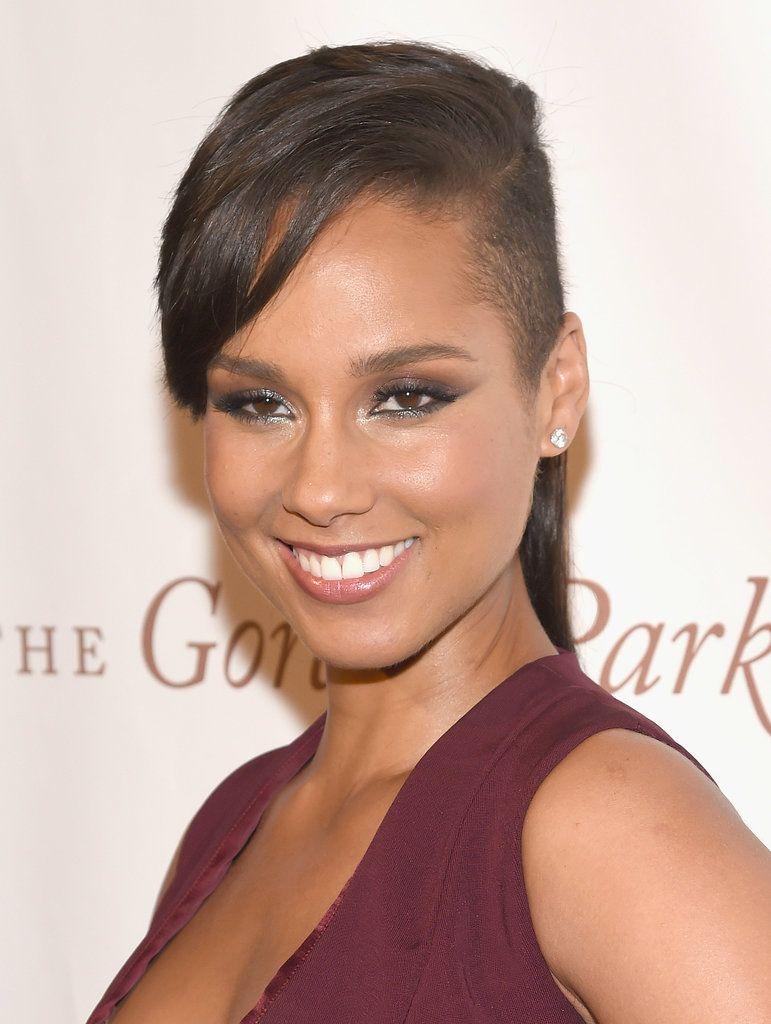 Alicia Keys's Best Hair and Makeup Looks   POPSUGAR Beauty